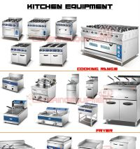 Stainless Steel Restaurant Commercial Kitchen Equipment ...