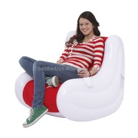 Inflatable Chair With Speakers Flocking Pvc Lounge Chairs ...