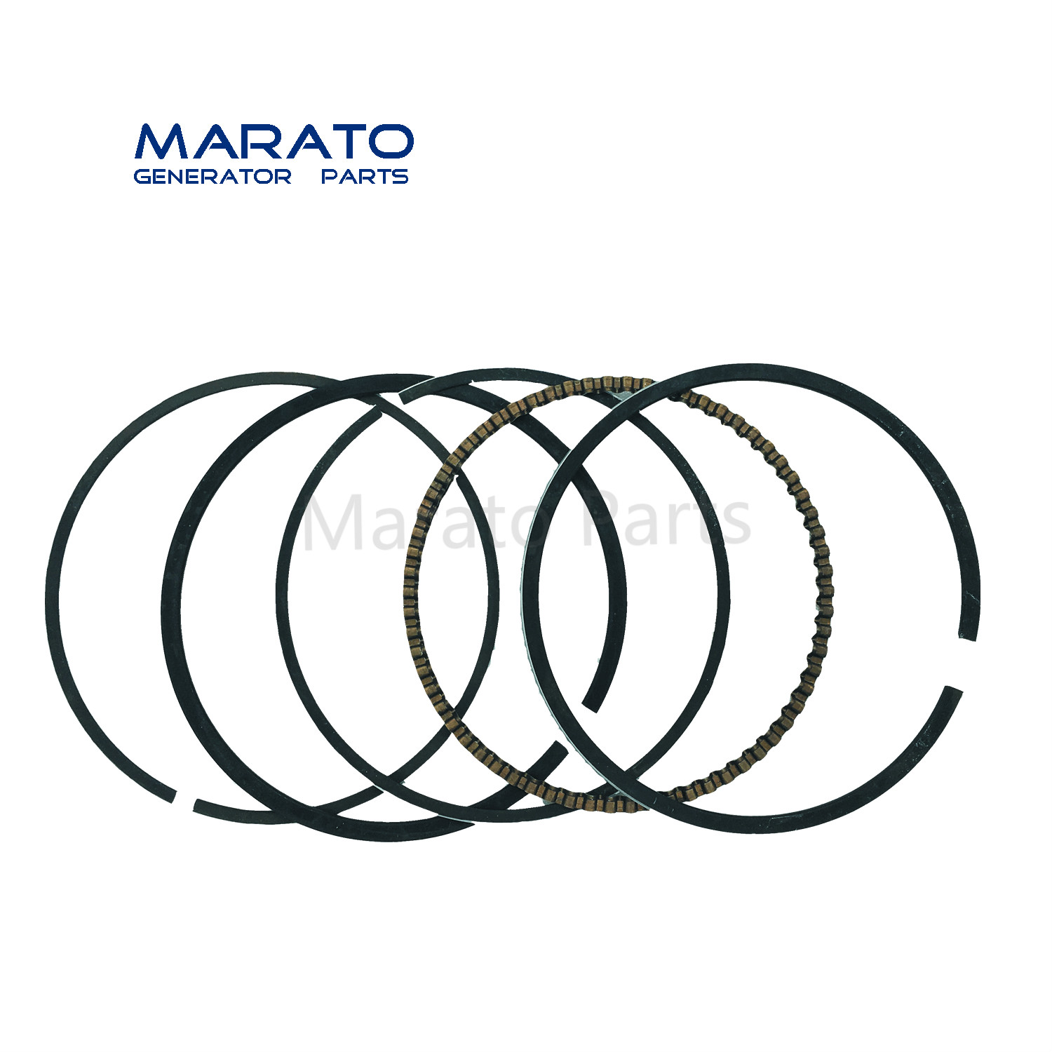 Compression Hafei Engine Piston Ring For Chevrolet N300
