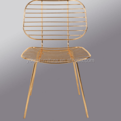 Wire Mesh Dining Chairs Uk Kitchen Barstools Gold Chair