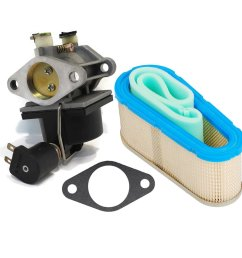 get quotations hifrom carburetor carb 640330 640034 640072 640159 and 36356 air filter for tecumseh ohv16 ohv165 ohv17 [ 1001 x 1001 Pixel ]