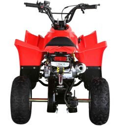 lifan ducar shineray loncin including lifan type r kick start only crank mounted clutch engines manual exploded view chinese atv owners repair  [ 1000 x 1143 Pixel ]