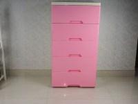 Fashionable Plastic Drawer Plastic Cabinet White Storage ...