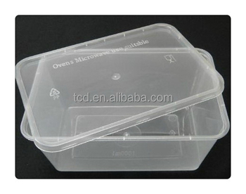 Plastic Thin Wall Disposable Food Container Buy