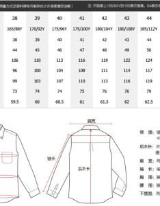 Dress shirt size chart mens also sweater jeans and boots rh calgarymicropigment