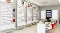 Fashion Tempered Glass Sunglass Wall Display Shelf For ...