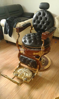 used barber chair for sale hammock swing two european style vintage belmont chairs salon shop