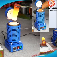 110v 2kg Jewellery Melting Furnace For Jewelry Making ...