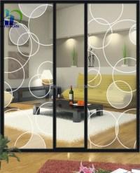 Sandblasted Glass For Office Partition/sandblasting Glass ...