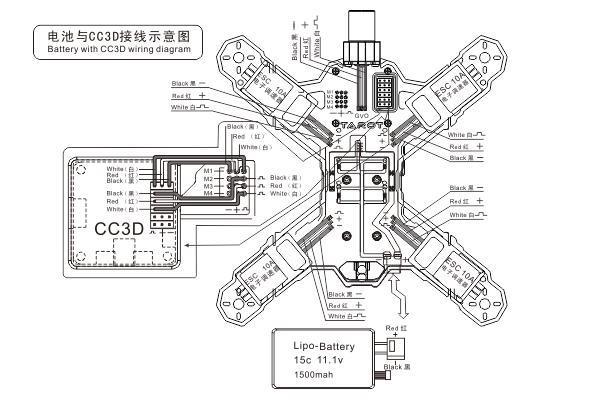 ไพ่ทาโรต์200มิลลิเมตรมินิ4เพลาq Uadcopterกรอบชุดtl200a