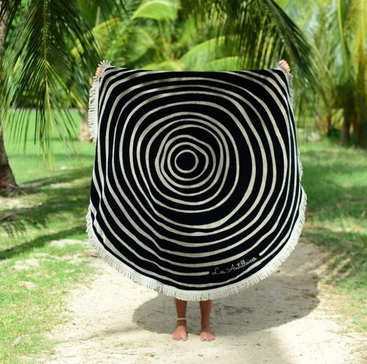 sand free beach towel