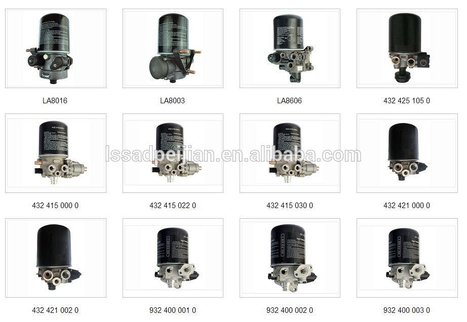 Wabco Spare Parts,Trailer Truck Anti-lock Abs Brake System