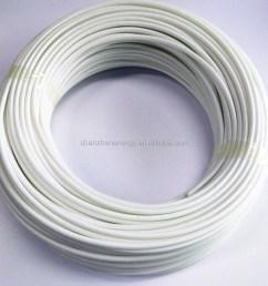 wire harness braided fiberglass insulation silicone rubber tube [ 960 x 960 Pixel ]