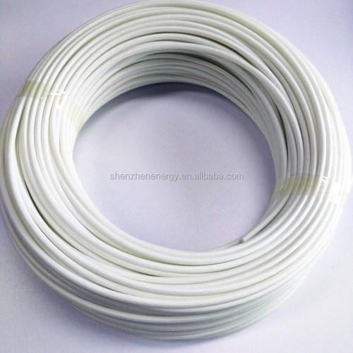 small resolution of wire harness braided fiberglass insulation silicone rubber tube