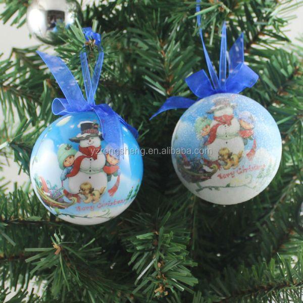 Advertising Custom Christmas Ornaments