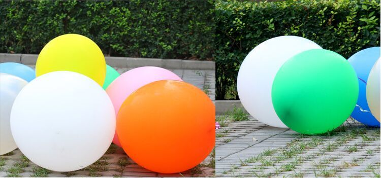 36inch Giant Latex Balloon Large Flat Balloon  Buy Giant