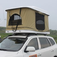 Camping Roof Top Tent Hard Shell Roof Top Tent
