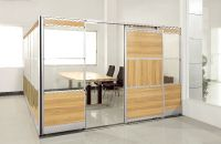 Aluminum Alloy Full Height Office Partition,Office ...