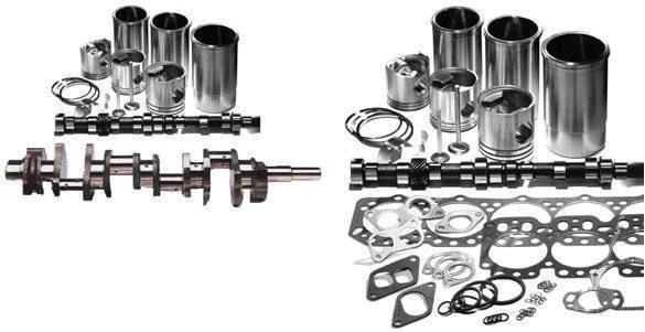 Engine Spare Parts For 1kz / 1kz-te Cylinder Head Gasket
