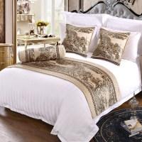 Wholesale Luxury Hotel Collection Cotton Neck Pillowcase ...