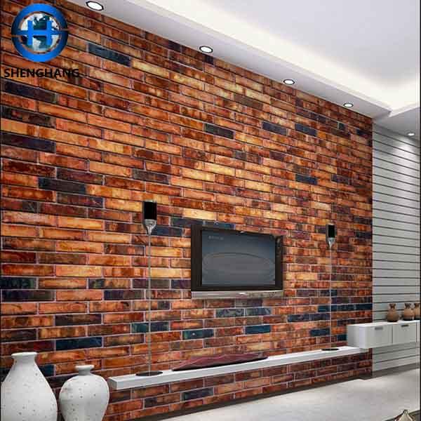 Buy 3d Faux Rock Stone Wallpaper Living Room 3d Wallpaper 3d Stone Wallpaper Hot Sale
