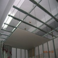 Galvanized Steel C Channel For Suspended Ceiling Profile
