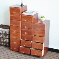 Living Room Corner Solid Wood Upright Storage Cabinet ...