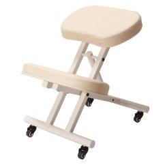 Ergonomic Chair Kneeling Posture Scoop Back Dining Chairs Uk Pc35 Stools