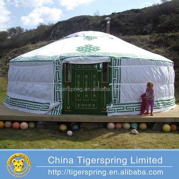 Chino Tradicional Carpa Yurta Mongol  Buy Tienda Mongol