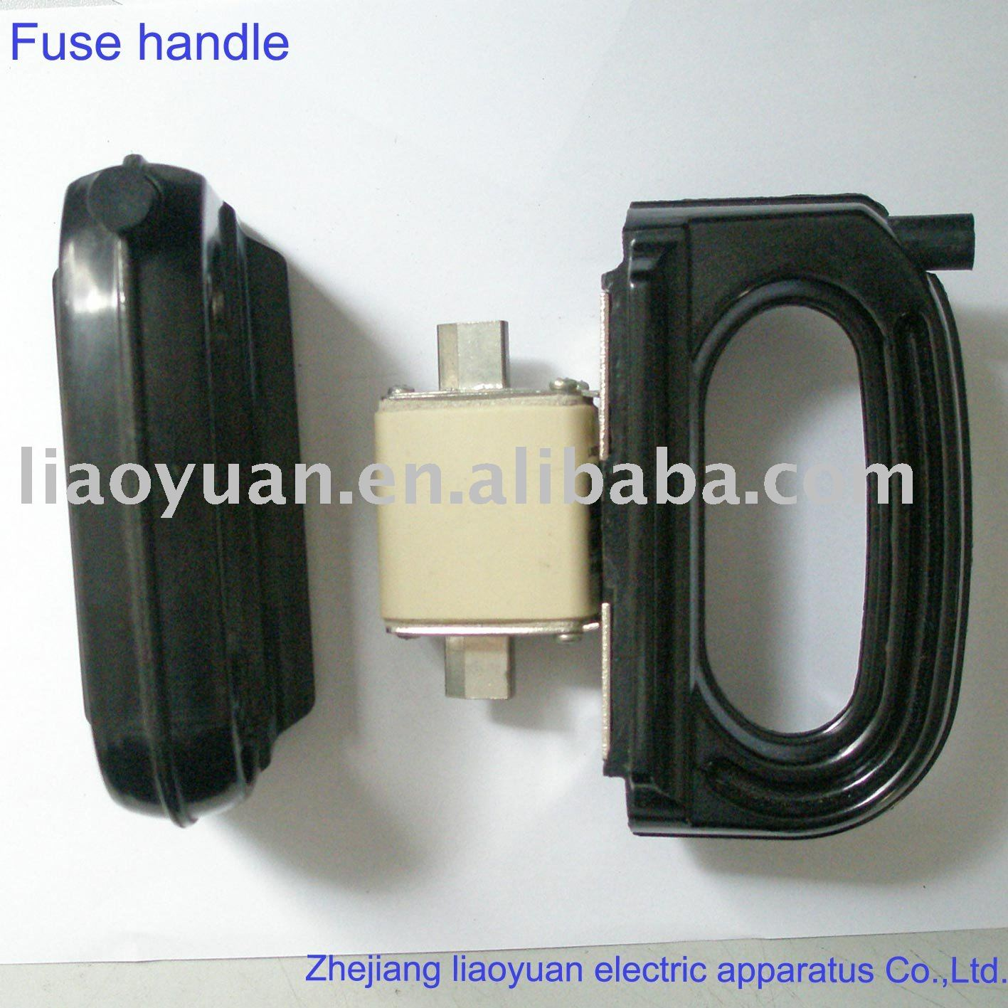 hight resolution of fuse puller used for nt nh rt series