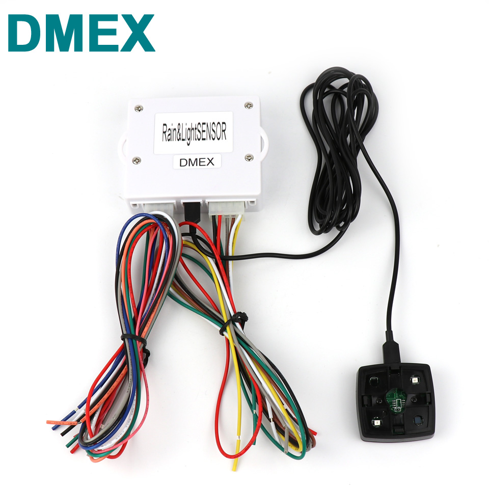 medium resolution of hot selling and competitive price car use rain and light sensor car headlight sensor