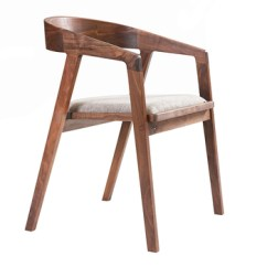 Cafe Chairs Wooden Most Comfortable Executive Office Chair New Design European Style With Cushion Dining Room