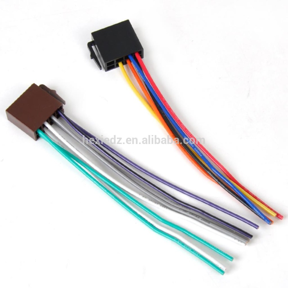 hight resolution of auto car electrical iso connector automotive wire harness male and female connector
