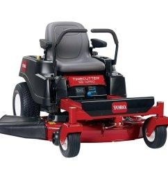24 5 hp toro v twin zero turn riding mower [ 1000 x 1000 Pixel ]