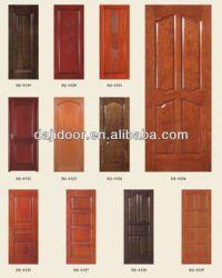 Solid Wood Different Types Of Doors Design Dj-s326 - Buy ...