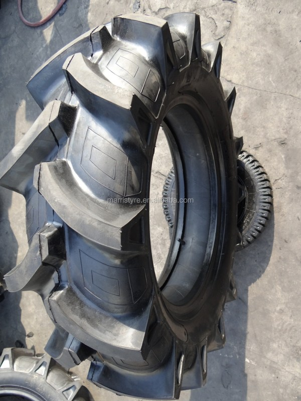 Thailand Rubber Material Tractor Tires 8-18