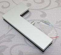 Good Quality 90 Degree Aluminum Frameless Door Hardware ...
