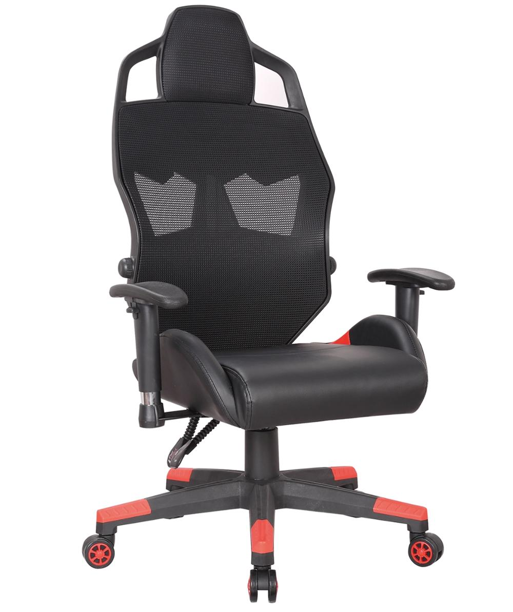 comfortable office chairs for gaming hanging chair au modern racing swivel computer buy