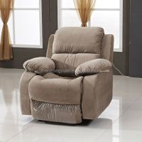 Rocker Recliner Sofa Black Leathereclining Sofaecliner Set