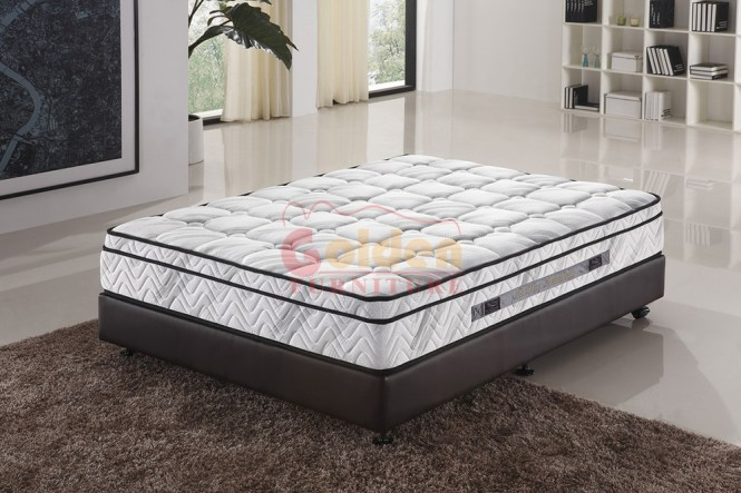 Orthopedic Super King Size Mattress Chinese Bamboo 3304