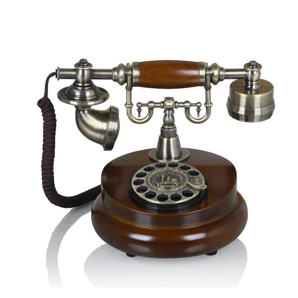 medium resolution of get quotations landline telephone european home retro telephone old fashioned antique phone wood phone