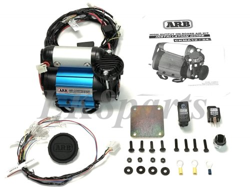 small resolution of get quotations proper spec arb locker on board high performance 12 volt air compressor offroad 4x4 ckma12