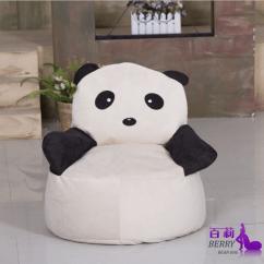 Panda Bean Bag Chair Embody Accessories Kids Mini Beanbag Sofa
