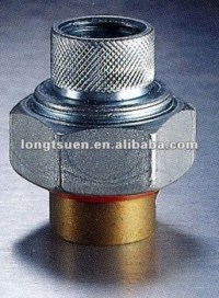 Type Gfifb Taiwan Female Iron Pipe Thread To Female Brass ...