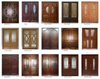 2017 Factory Price Wooden Double Door Designs Main Door