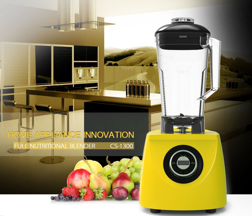 Heavy Duty Kitchen Commercial Smoothie Electric Juicer And