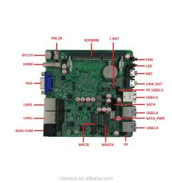nj3160 celeron 8gb pos motherboard gigabyte laptop intel motherboard [ 879 x 904 Pixel ]