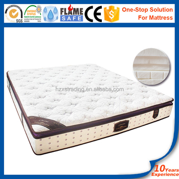 King Size 100 Natural Latex Foam Mattress Hotel Household Malaysia