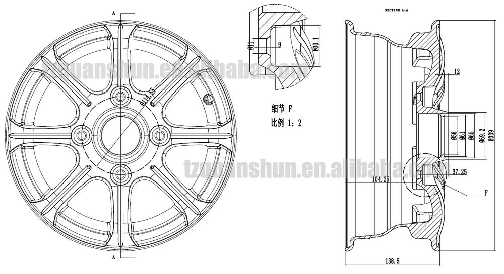 Solidworks Car Wheel Drawing Sketch Coloring Page