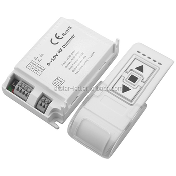 0-10v Dimmer 230v Led Controller Wireless Rf Remote Control,110v